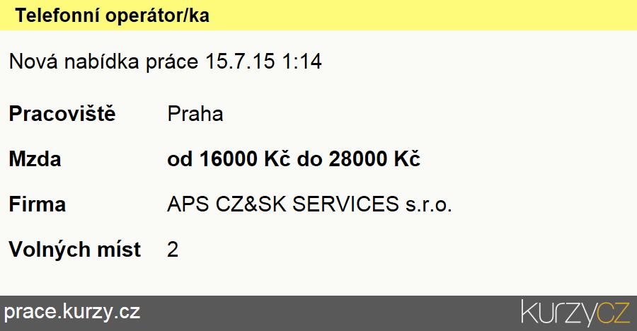 Telefonní operátor/ka, Operátoři telefonních panelů