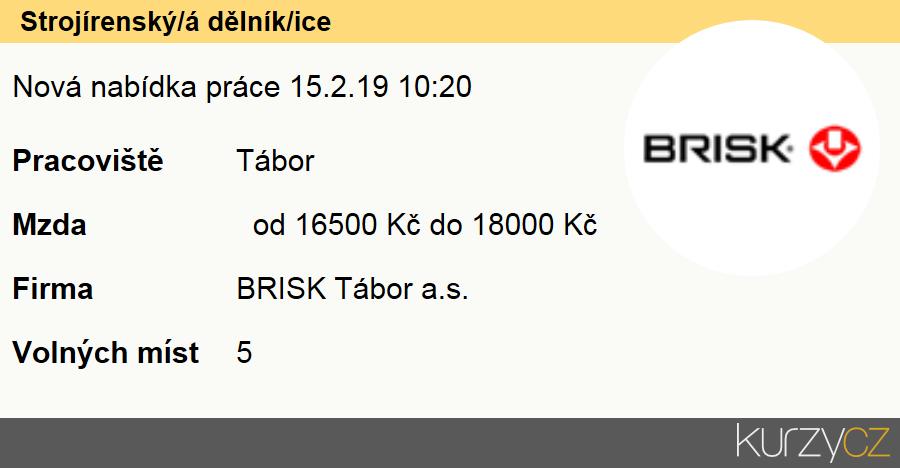 Strojírenský/á dělník/ice, Montážní dělníci výrobků z kombinovaných materiálů