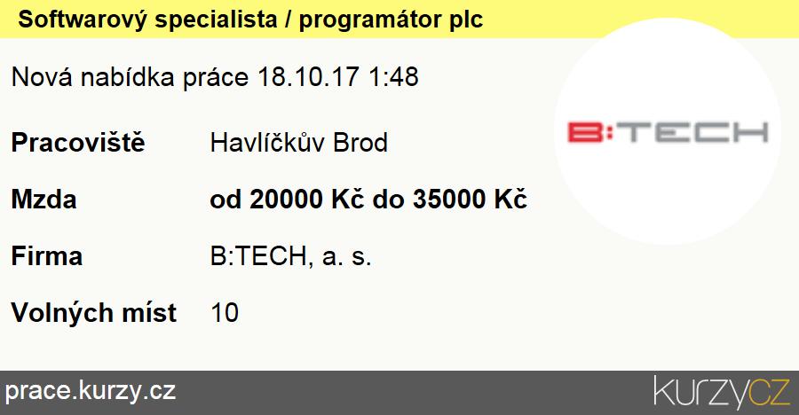 Softwarový specialista / programátor plc, Ostatní inženýři elektrotechnici a energetici